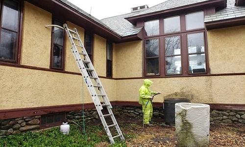 Buidlers clean eastern suburbs